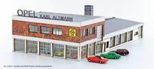 Lemke LC5031 Opel Autohaus inkl. 4x Opel Rekord D