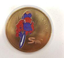 2000 Australia Sydney Olympic Mascot Medallion Cycling Uncirculated