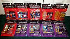 Transformers HOC PVC Optimus Megatron Starcream Thundercracker Arcee Skywarp ++