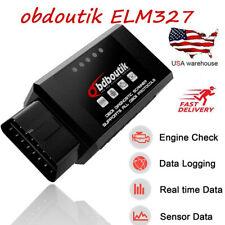 ELM327 Bluetooth V1.5 OBD2 Code Reader Car Diagnostic Scanner Only For Android