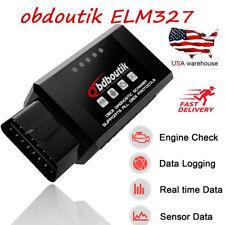 ELM327 Bluetooth V1.5 OBD2 Code Reader Car Diagnostic Scanner Only For Android