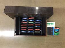 Intellivision Games Lot of 20 with cards plus case and a few manuals