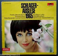Schlager-Auslese 1965 - Polydor - Freddy, Wencke Myhre, Roy Black, Lolita u.a.