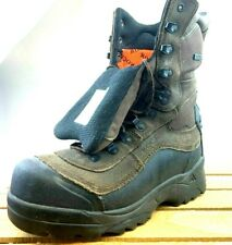 Rocky Men's Sz 7 Waterproof Asystec Brown Suede Snow Boots 7462