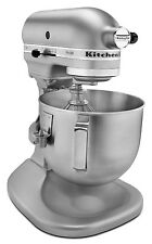 KitchenAid HEAVY DUTY pro Stand Mixer Lift Rksm500pssm All Metal 5-qt Silver