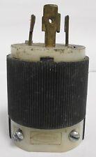 Hubbell Twist Lock Plug 30A 250V 3Φ