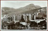 The Palace of Holyrood House Edinburgh Postcard