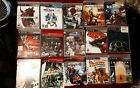 Sony Playstation 3 PS3 Lot of 15 Video Games! Uncharted! Injustice! Reckoning!