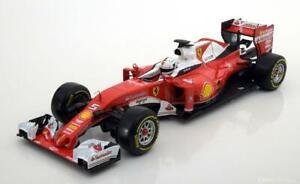 1:18 Bburago Ferrari SF16-H Vettel 2016