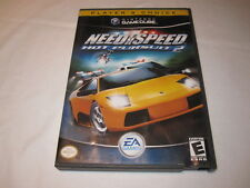 Need for Speed: Hot Pursuit 2 (Nintendo GameCube) Player's Choice Complete Exc!