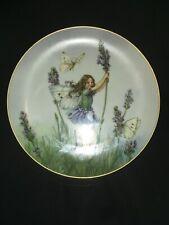 Fairies of the Fields Villeroy & Boch Elderberry Fairy Collection Plate Heinrich