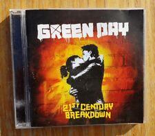 GREEN DAY - 21st Century Breakdown CD 2009 AUSTRALIAN Pressing