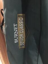 Vintage Burnet Senior Classic Golf Travel Bag