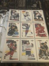 1995-96 SCORE COMPLETE HOCKEY SET (330) MINT PACKED PULLED