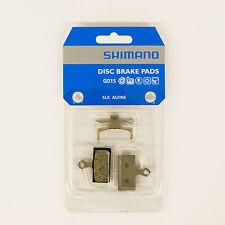 Shimano G01S Disk Brake Resin Pads (G Type) Y8KA98010