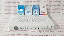 decoder sky hd  LEGGE TUTTE LE SCHEDE VISIONE IN HD mod.ds831ns ds830ns