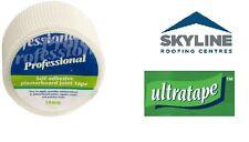 Ultratape Plasterboard Scrim | Self Adhesive | Joint Tape | Repairs |