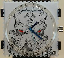 S.T.A.M.P.S.  Angry Octopus 104656 NEU Original verpackt  - STAMPS