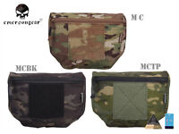Airsoft Hunting Duty Pouch Emerson Tactical Armor Carrier Drop Pouch AVS JPC CPC