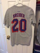 8568b1bab New York Rangers Chris Kreider Shirt XL Extra Large
