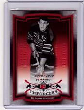BILL GADSBY 06/07 Parkhurst ENFORCERS Insert Card #236 Chicago Blackhawks /3999