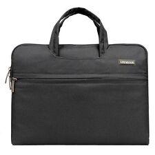 """Laptop Macbook Funda 13 """"en Negro Protector llevar Funda un montón de almacenamiento"""
