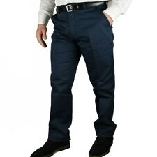 Pantaloni uomo classici eleganti a vita alta gamba larga 46 48 50 52 54 56 58 60