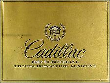 1982 Cadillac Electrical Troubleshooting Manual Deville Eldorado Seville Fleetwd