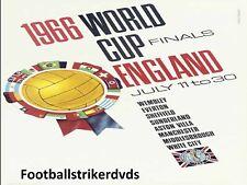 1966 Fifa World Cup Group 4 Soviet Union vs N.Korea on Dvd