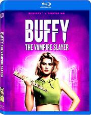 Buffy the Vampire Slayer Blu-ray 25thAnniversary Kristy Swanson, NO DIGITAL
