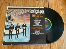 The Beatles Something New Vinyl VG Capitol Rainbow T 2108 1st Pressing