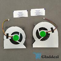 Original New Cooling Fan for Asus ROG G750J G750JS G750JW G750JX A pair FAN