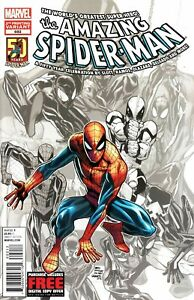 The Amazing Spider-Man #692 (2012) 2nd Print Variant