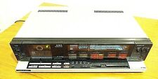 More details for aiwa ad-f770 cassette tape deck (new belts installed recently)