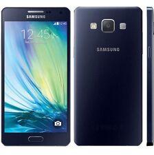 """New Unlocked 5.5"""" Samsung Galaxy A7 SM-A7000 Dual SIM 16GB 13MP Smartphone Black"""
