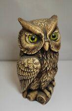 hibou, chouette figurine de collection 15 cm         *P1