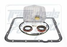 Chevy TH700R4 Transmission Seal & Gasket Kit for Shallow Pan Filter 1983-93