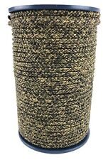 6mm Cammo Polypropylene Braided Poly Rope Cord x 100 Metre Reel Strong String