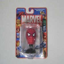 Spiderman Marvel Heroes Swicherz Self Stick Interchangable Busts