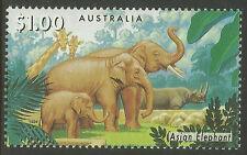 AUSTRALIA 1994 ENDANGERED ANIMALS AFRICAN ELEPHANT 1v MNH
