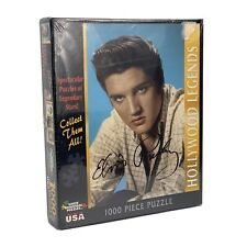 Elvis Presley (Hollywood Legends) WHITE MOUNTAIN PUZZLE ~1000 PIECES~