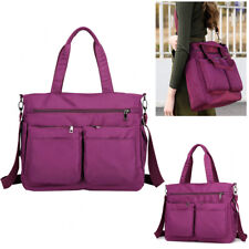 Women Multi-pocket Travel Storage Bag Laptop Briefcase for Office Teacher Nurse