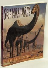 Seismosaurus: The Earth Shaker, by David D. GILLETTE: Giant dinosaurs 76682