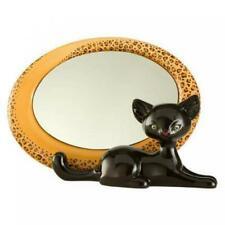 Leopard Kitty, Spiegel, Kitty de luxe, Goebel Porzellan, Jubiläumsangebot