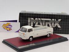 Matrix MX42105-042 # Volkswagen VW T2 Kemperink Special Pick-Up Bj. 1976 1:43