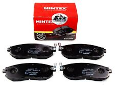 MINTEX FRONT AXLE BRAKE PADS FOR FITS MDB2967 (REAL IMAGE OF PART)