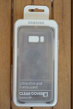 Coque Officielle Samsung - Galaxy S8+ - Black / Noire - Clear Cover