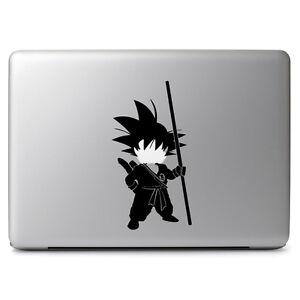 Decal Vinyl Sticker Macbook Laptop Car Window for Dragon Anime Young Goku Stick