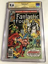 CGC SS 9.6 Fantastic Four #230 signed by Lee, Sienkiewicz, Salicrup & Shooter