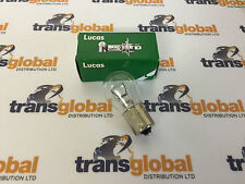 Land Rover Defender Interior Cortesía Luz Lámpara Bombilla Lucas parte-LLB382